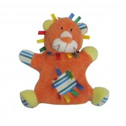 Купить Мягкая игрушка на руку Coool Toys «Львенок»
