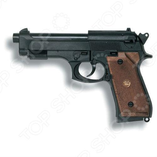 Пистолет детский Edison «Парабеллум»