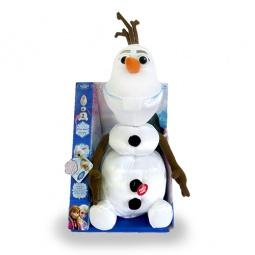 Купить Мягкая игрушка интерактивная Disney «Олаф говорит и тянется»
