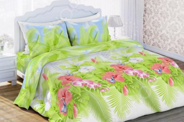 Комплект постельного белья Любимый дом «Ямайка». 1,5-спальный