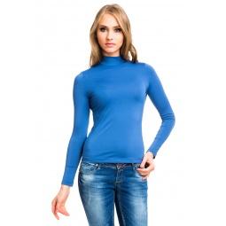 фото Водолазка Mondigo 264. Цвет: джинсовый. Размер одежды: 42