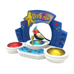 фото Игрушка интерактивная Digibirds «Птичка со сценой». В ассортименте
