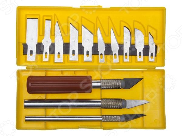 Набор резцов для точных работ Stayer Master 1830-H16_z01 набор сверл по металлу stayer master 2961 h8 z01