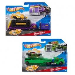 фото Набор игрушечных машинок Mattel Трейлеры. В ассортименте