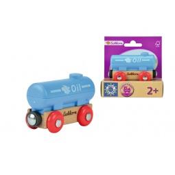 Купить Вагончик игрушечный Eichhorn «Вагон с цистерной»