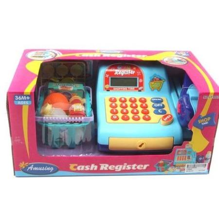 Купить Касса игрушечная Shantou Gepai LF986E