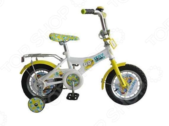 Велосипед детский Navigator ВН12078 «Гадкий Я»