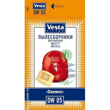 Купить Мешки для пыли Vesta DW 05