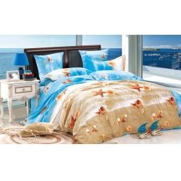 фото Комплект постельного белья Amore Mio Plyaj. Provence. 1,5-спальный
