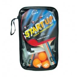 фото Набор для настольного тенниса Start Up BR-18/2 star