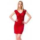Фото Платье Mondigo 8705. Цвет: бордовый. Размер одежды: 42