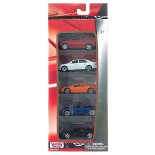 Купить Набор машинок Motormax 75601
