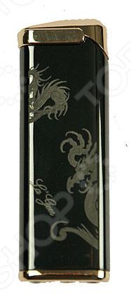 Зажигалка La Geer с пьезоэлементом 85320Зажигалки<br>Зажигалка La Geer с пьезоэлементом 85320 подарочная зажигалка, выполненная из прочного металла с элементами из пластика. Имеет оригинальную отделку и декоративные вставки. Отличный дизайн делает эту зажигалку желанным подарком для друзей и близких. Не рекомендуется для воспламенения ламп, работающих га пропане, бутане или бензине. Избегайте попадания влаги внутрь.<br>