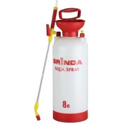фото Опрыскиватель Grinda Aqua Spray. Объем резервуара для опрыскивания: 8 л