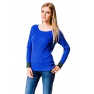 Фото Свитер Mondigo 10022. Цвет: темно-синий. Размер одежды: 44