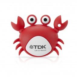 фото Флешка с брелоком TDK Crab USB 2.0 Flash Drive 8GB