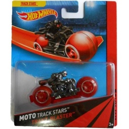 Купить Мотоцикл игрушечный Mattel Tranz Blaster