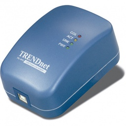 Купить Адаптер Ethernet TRENDnet TPL-101U