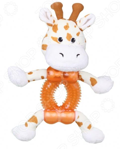 Игрушка для собак DEZZIE «Жираф» 5635817