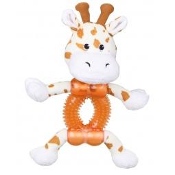 фото Игрушка для собак DEZZIE «Жираф» 5635817