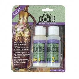 Купить Гель-кракле двухфазный DecoArt Perfect Crackle