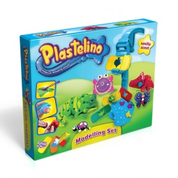 фото Набор пластилина игровой Plastelino с аксессуарами NOR2823