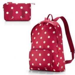 Купить Рюкзак складной Reisenthel Mini maxi ruby dots