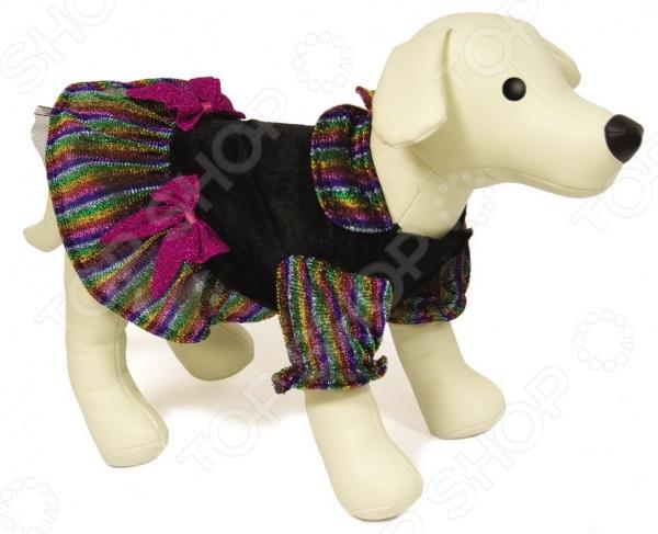 Платье для собак DEZZIE «Нелли» платье для собак dezzie рейси