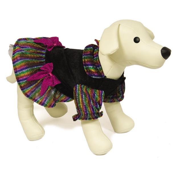 фото Платье для собак DEZZIE «Нелли». Размер: 35 см