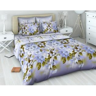 Купить Комплект постельного белья Василиса «Японское утро». Евро