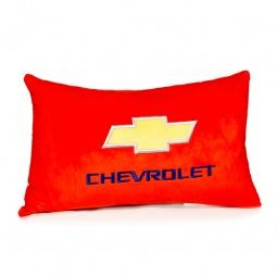 Купить Подушка в машину Pit stop «Chevrolet»