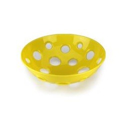 фото Миска глубокая Tescoma Vitamino. Диаметр: 28 см. Цвет: желтый