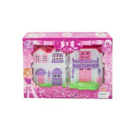 Купить Домик кукольный Shantou Gepai 626365