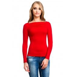 фото Кофта Mondigo 7012. Цвет: красный. Размер одежды: 46