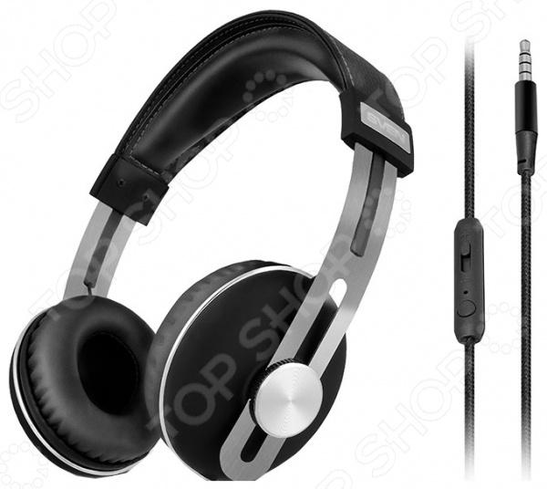 Гарнитура Sven AP-750MV гарнитура sven ap 940mv наушники 18 – 20000 микрофон 30 – 16000 1 2м черно белые