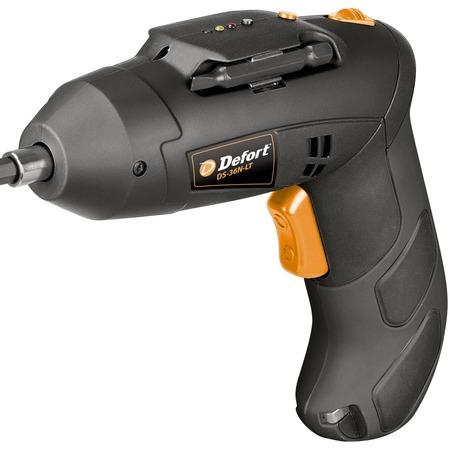 Купить Отвертка аккумуляторная Defort DS-36N-Lt