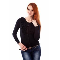 фото Жакет Mondigo 9774. Цвет: черный. Размер одежды: 44
