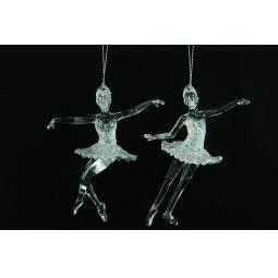 Купить Елочное украшение Crystal Deco «Балерина». В ассортименте