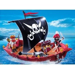 фото Конструктор игровой Playmobil «Пираты: Пиратский корабль Череп и кости»