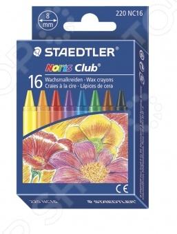 Набор восковых мелков Staedtler 220NC1604