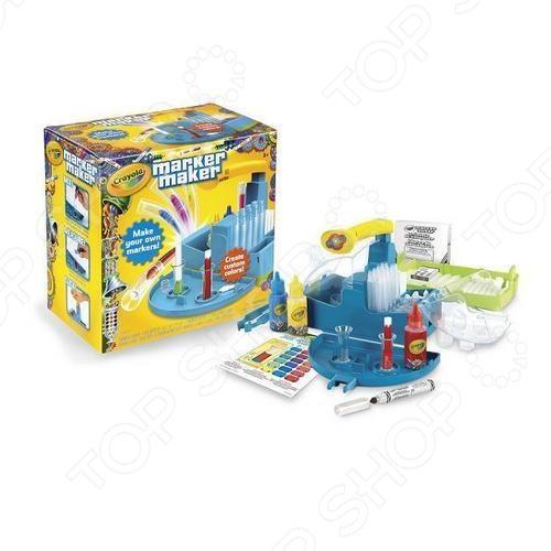 Набор для изготовления фломастеров Crayola Мастер-фломастер. Уцененный товар
