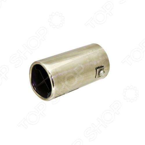 Насадка на глушитель FK-SPORTS EE-213Насадки на глушитель<br>Насадка на глушитель FK-SPORTS EE-213 дополнительный аксессуар для выхлопной трубы, выполняющий эстетическую функцию. Воспользуйтесь этим решением, если хотите придать уникальный вид трубе глушителя вашего автомобиля. Внимание, для установки насадки необходимы соответствующие навыки, поэтому желательно обратиться к специалисту по монтажу.<br>
