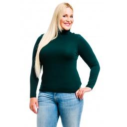 фото Водолазка Mondigo XL 046. Цвет: болотный. Размер одежды: 48