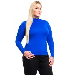 фото Водолазка Mondigo XL 264. Цвет: синий. Размер одежды: 48