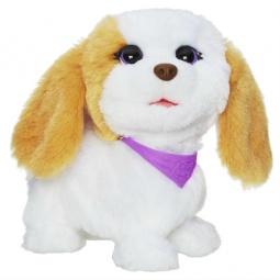 фото Мягкая игрушка интерактивная Hasbro A5719 «Озорные зверята. Щенок»