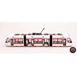 фото Машинка инерционная Пламенный Мотор «Трамвай городской» 87447