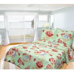 фото Комплект постельного белья Олеся «Весенний гобелен». 1,5-спальный