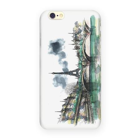 Чехол для iPhone 6 Mitya Veselkov «Париж в тумане»