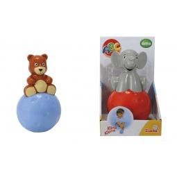 Купить Неваляшка Simba «Мишка и слоник» 4015666. В ассортименте