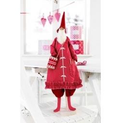 фото Набор для шитья куклы Tilda Санта с барабаном